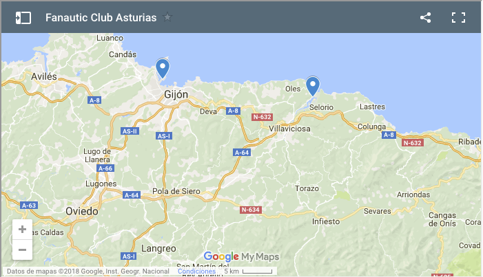 base Fanautic Asturias